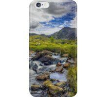 Mountain Breeze iPhone Case/Skin