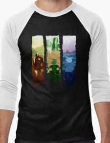 Three Disciples Men's Baseball ¾ T-Shirt