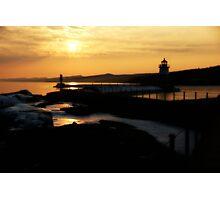 Rich Sunset Photographic Print