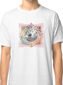 Celestial Heavens Sun & Stars 2 Classic T-Shirt