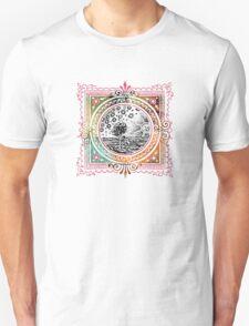 Celestial Heavens Sun & Stars 2 Unisex T-Shirt