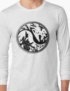 Pokemon Taoism edition Long Sleeve T-Shirt