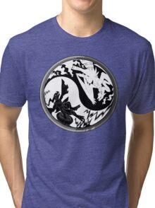Pokemon Taoism edition Tri-blend T-Shirt