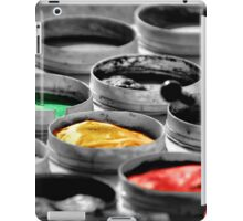 On The Darkside Of Colors iPad Case/Skin