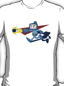 The Blue Bomber (man) T-Shirt