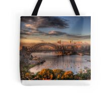 Anticipation - Moods Of A City - The HDR Experience Tote Bag