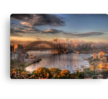 Anticipation - Moods Of A City - The HDR Experience Metal Print
