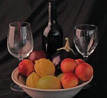 Fruit Bowl by Rob Conway