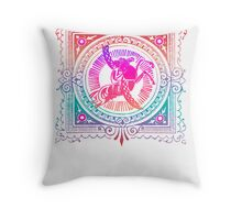 Winged Horse Throw Pillow