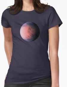 MARS Womens Fitted T-Shirt