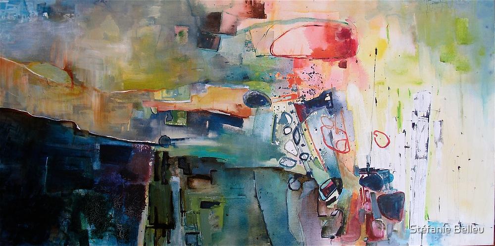 Deux mondes by Stéfanie Belleu