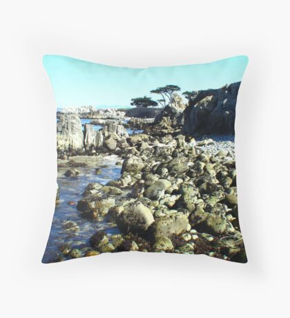 Ocean Splendor Throw Pillow