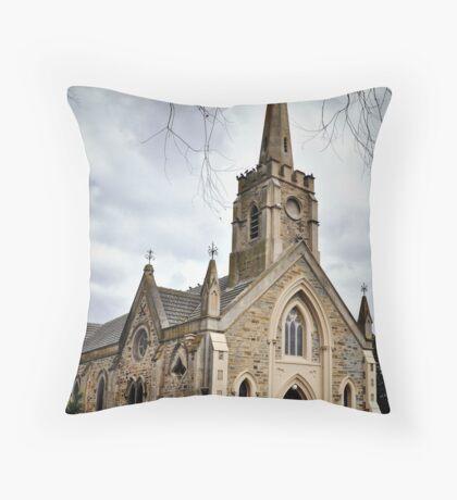 Strathalbyn Church Throw Pillow
