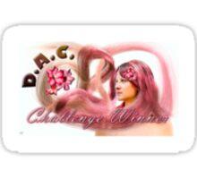 DAC - Challenge Winner (Corinne Dream) Sticker