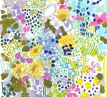Floral Garden 2 by JoChambers