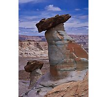 Arizona HooDoo's Photographic Print