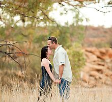 engagement by idphotography