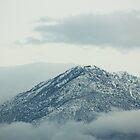 Snowy Mountain - Big Bear, Los Angeles by xuyichi