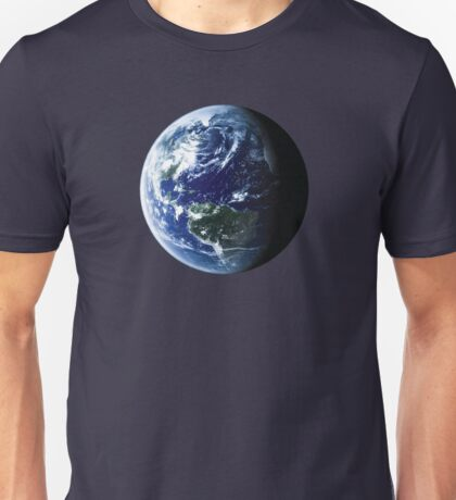 EARTH. Home. The Pale Blue Dot Unisex T-Shirt