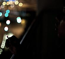night and light by Frederick Tanjaya