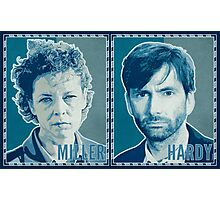 MILLER AND HARDY 2014 - BC Green Photographic Print