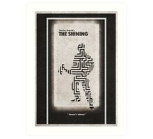 The Shining Art Print