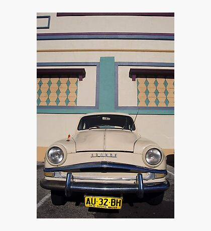 Car Pools Photographic Print