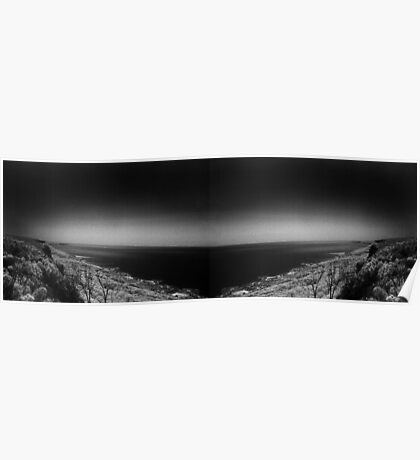 anthropomorphic landscape four Poster