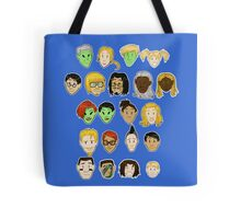 Welcome to Strangetown Tote Bag