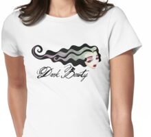 Dark Beauty Womens Fitted T-Shirt