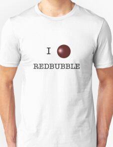 i O redbubble T-Shirt