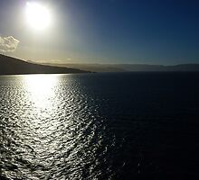 P1030517_Clear_of_the_Otago_Peninsula_Port_Lyttleton_Dunedin_NZ by Keith Richardson