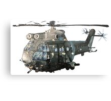 Gunship Indian Air Force Metal Print