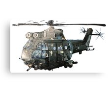 Gunship Indian Air Force Canvas Print