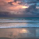 Storm approaching Port Fairy by Lynden