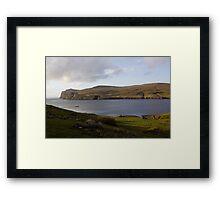 Loch Dunvegan Framed Print