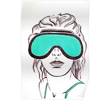 Goggles Poster
