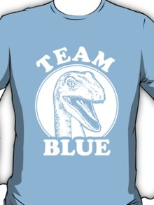 Team Blue Raptor T-Shirt