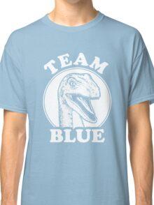 Team Blue Raptor Classic T-Shirt