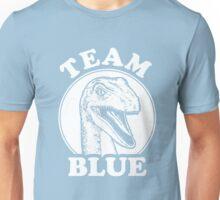 Team Blue Raptor Unisex T-Shirt