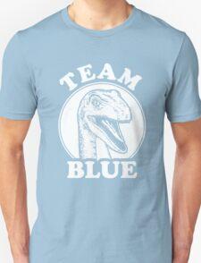 Team Blue Raptor T-Shirt