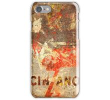 Cinzano - Vintage Vermouth iPhone Case/Skin