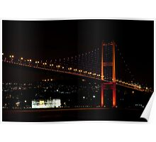Bosphorus Bridge Poster