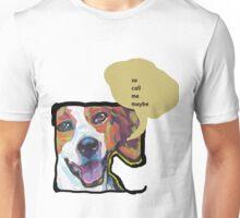American Foxhound Bright Colorful Pop Dog Art Unisex T-Shirt
