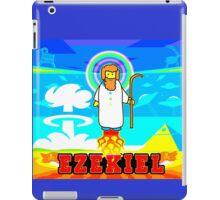 EZEKIEL BOOK COVER iPad Case/Skin