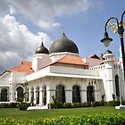 Kapitan Keling Mosque by j0sh