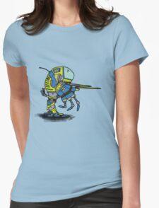 Mech Womens Fitted T-Shirt
