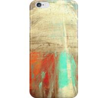Old man and the Mountain iPhone Case/Skin