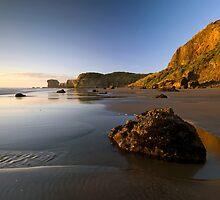 Maori Bay by Michael Treloar