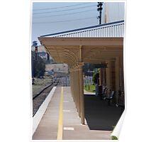 Harden Railway Station Poster